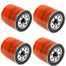 4 Pack Generac OEM Generator Oil Filters 070185D – Replace 070185DS & 070185B