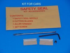 1 Kit Safety Seal Kit Accessories for Cars