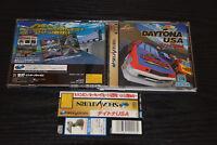 USED Daytona Usa  SEGA SATURN JAPANESE IMPORT