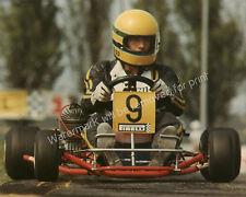 Ayrton Senna 8x10 Glossy Photo Collectible Picture Formula 1 Brazilian Image #4