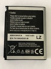 AB653850CA Samsung Battery Replacement For  i220 i225 M900 D720 T939 i627