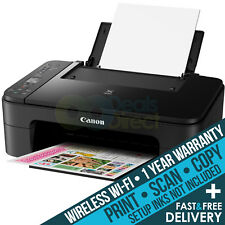 Canon PIXMA TS3150 All-in-One Wireless WiFi Printer Only Deal - Print Copy Scan