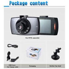 """1080P 2.2"""" Screen Auto Car Vehicle Dash Cam IR LCD Camera G-Sensor DVR Camcorder"""
