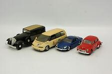 Solido SB 1/43 - Lot de 4 Renault 4CV Espace ...