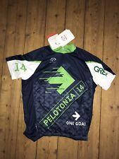 Primal Cycling Wear rueda-camiseta s m jersey nuevo ungetragen pelotonia 2014