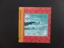 G.B. 2014 Glasgow Commonwealth Games 1st s/adh Swimming u/m ex bkt