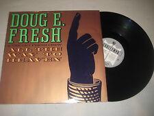 Doug E. Fresh & The get Fresh Crew - All the way to heaven    12'' Vinyl Maxi