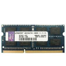 For Kingston 4GB PC3-12800S DDR3-1600Mhz 204Pin Sodimm Laptop Memory RAM