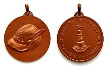 Medaglia Ass. Naz. Alpini - Raduno Sezionale Carasco 3-4 Ott. 1998 Bronzo