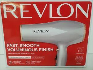 Revlon Salon Titanium Power Hair Dryer