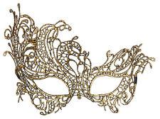 Venezianische Augenmaske Barocco NEU - Karneval Fasching Maske Gesicht
