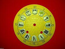 Cadran pendule neuchateloise Zenith horloge Zifferblatt Uhr Clock 15 cm dial G2