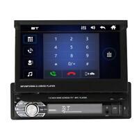 "1DIN Autoradio mit 7"" Bluetooth Touchscreen Auto Radio MP5 USB TF MP5 AUX"
