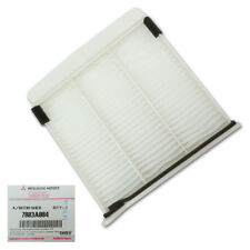 Genuine For Mitsubishi L200 Triton 2.5 Diesel 2006 2014 Air Cabin Filter White