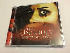 THE UNGODLY (Carles Cases) OOP 2007 Ltd Edition (500) Soundtrack Score CD