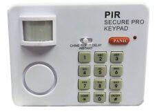 Wireless Sensor De Movimiento Alarma PIR Teclado De Seguridad Casa Garaje Cobertizo caravana DC095