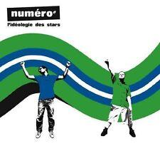 CD NEUF scellé - NUMERO # - L'IDEOLOGIE DES STARS / Edition Digipack -C38