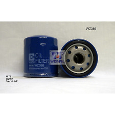 OIL FILTER WZ386 YZZE1 EQUIVALENT SUIT TOYOTA DAIHATSU X10 TRADE PACK