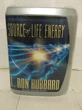 L Ron Hubbard London Lectures Source Of Life Energy Audio CD Book