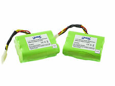 2 x Battery 3500 mAh for Neato Model XV Signature Pro by Hannet's
