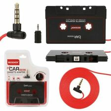 Hot Car Audio Tape Radio Cassette Adapter Stereo Mp3 iPod iphone Mp3 Aux Us Ship