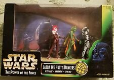 Kenner Star Wars Cinema Scenes: Jabba The HuttS Dancers Action Figure