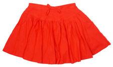 Faldas de niña de 2 a 16 años de 100% algodón