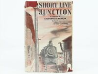 Short Line Junction: A Collection of California & Nevada Railroads by Wagner