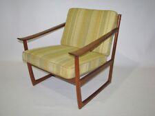 Danish Modern FD-130  Lounge Chair; Peter Hvidt & Orla Molgard Nielsen