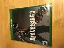 Brand New Capcom Dead Rising 3 Day One Edition Microsoft Xbox One Frank West DLC