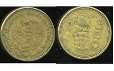 MEXIQUE 100 pesos 1984