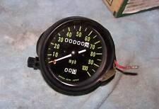 KAWASAKI F6 SPEEDOMETER SPEEDO 1971-73 F 6 125 NEW  25001-029
