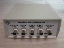 Mb Dynamics Mio Calibration Box Model 476