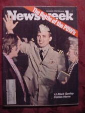 NEWSWEEK October 9 1972 Oct 72 10/09/72 PRESIDENTIAL CAMPAIGN VIETNAM POW's +++