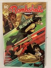 DC Comics Bombshells Vol 4 Queens TPB Softcover (2017) Marguerite Bennet