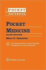 Pocket Medicine:The Massachusetts General Hospital Handbook of Internal Medicine