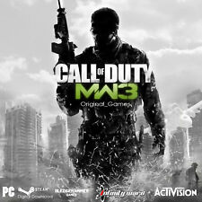 Call of Duty Modern Warfare 3 III Steam Key PC Digital Download Code Region Free