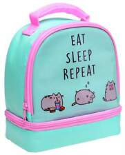 Pusheen the Cat Two Compartment Lunch Bag | Pusheen Lunchbox