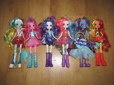 Rare My Little Pony Equestrian Girls Dolls Bundle / Job Lot
