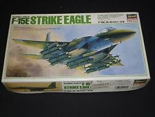 Hasegawa ONU Made Kit Plastique de Mc Donnell Douglas F15E Eagle Boxed