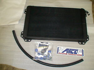 Supercharged 10-14 F-150 Raptor AFCO dual pass heat exchanger / intercooler kit