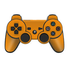 Sony PS3 Controller Skin - Solid Orange - DecalGirl Decal