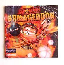 Notice Worms Armageddon Sega Dreamcast