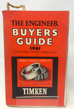 The Engineer Buyers Guide 1961