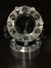 """2 Toyota Pickup Truck Wheel Spacers 6X139.7 Adapters 1.5"""" 6X5.5"""