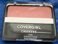 Covergirl Cheekers  Blush 148 Natural Rose-new