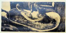 DEGAS Edgar : the bath - LITHOGRAPHY #1948 #1000ex