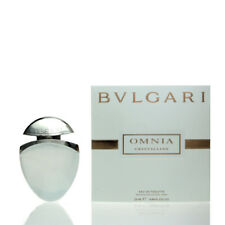 Bvlgari Omnia Crystalline Eau de Toilette 25 ml NEU OVP Bulgari