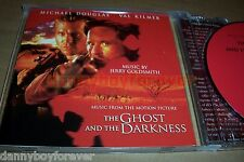 Ghost and the Darkness NM USA 1996 CD Score Soundtrack Jerry Goldsmith