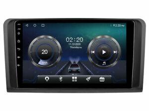 "Gps Radio for Mercedes Benz ML W164 GL 2005-2012 9"" Android 11 Carplay 6+128gb"